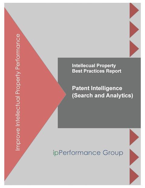 Patent Intelligence Report
