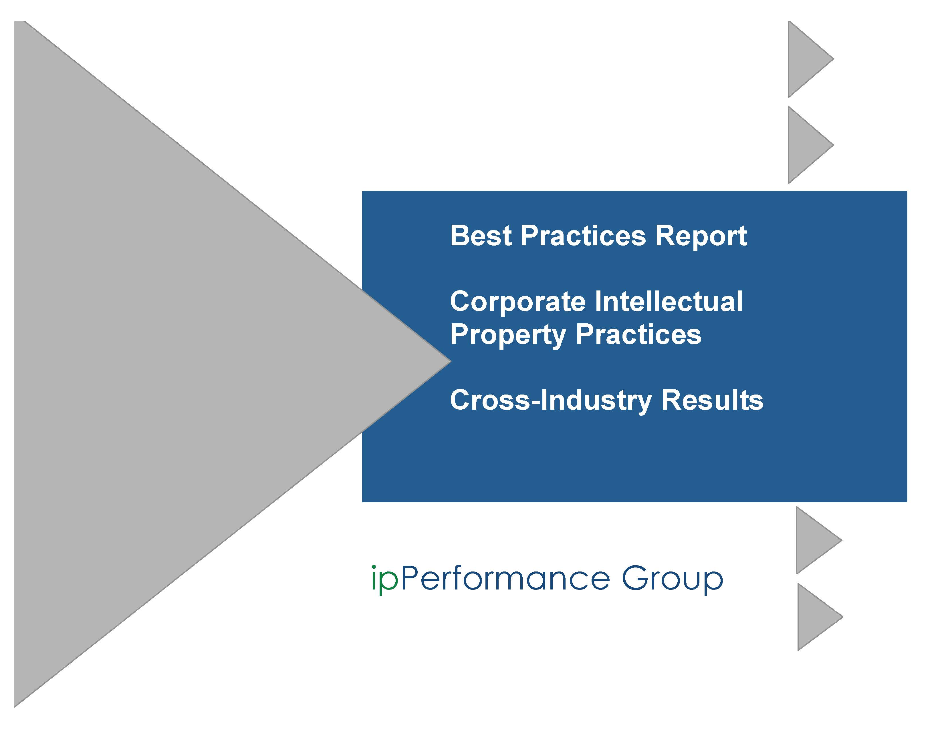 Corporate Intellectual Property Law Department Practices Report