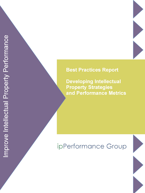Developing Intellectual Property Strategies and Performance Metrics
