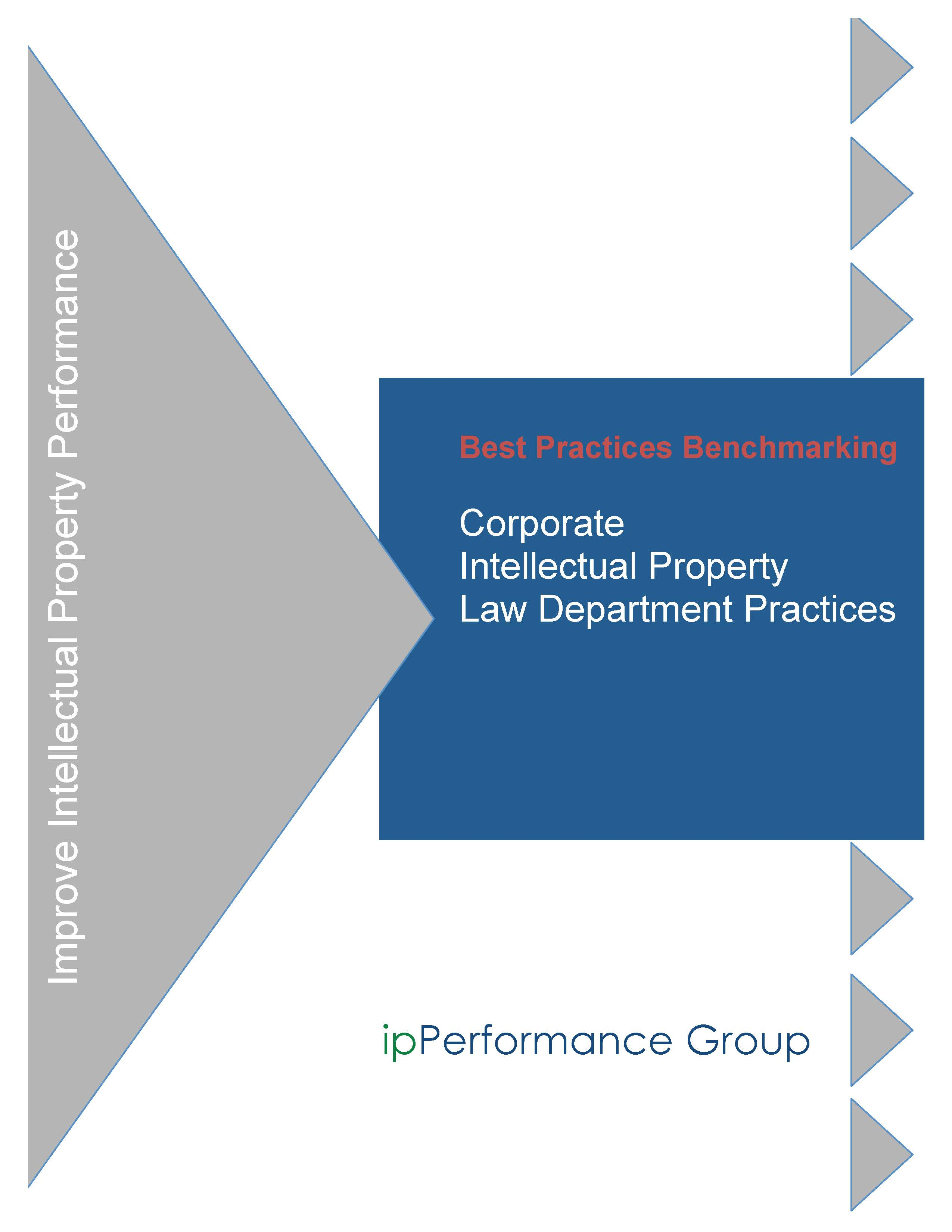 Intellectual Property Law Department Practices Report