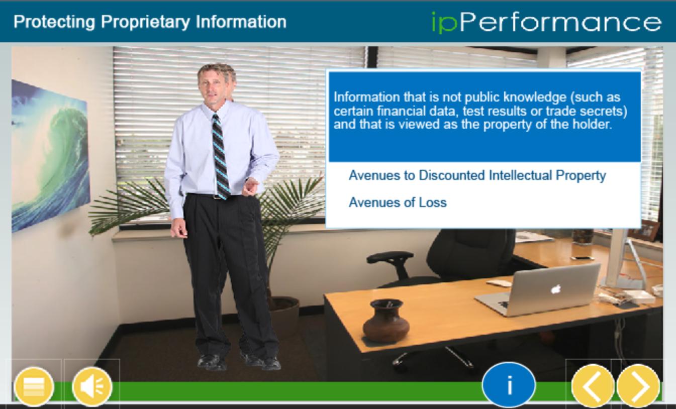 Protecting Proprietary Info